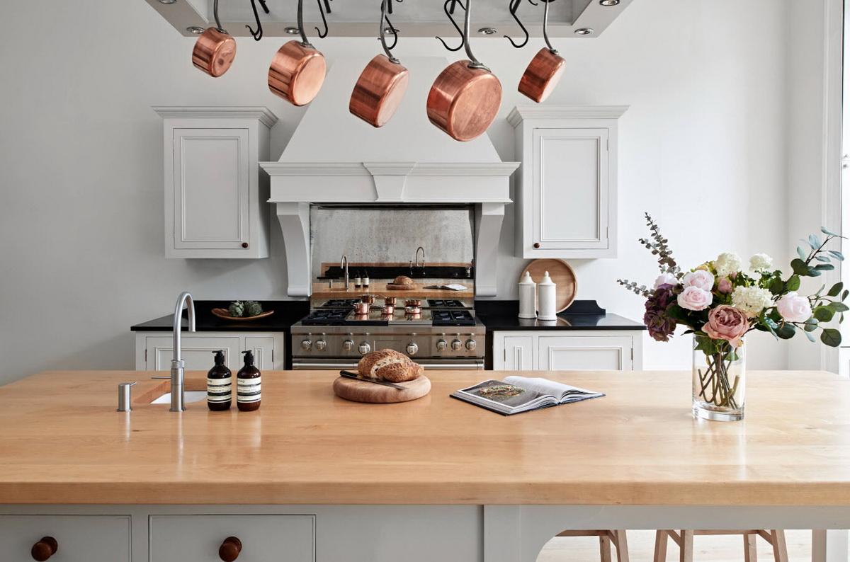 cuisines de style anglais