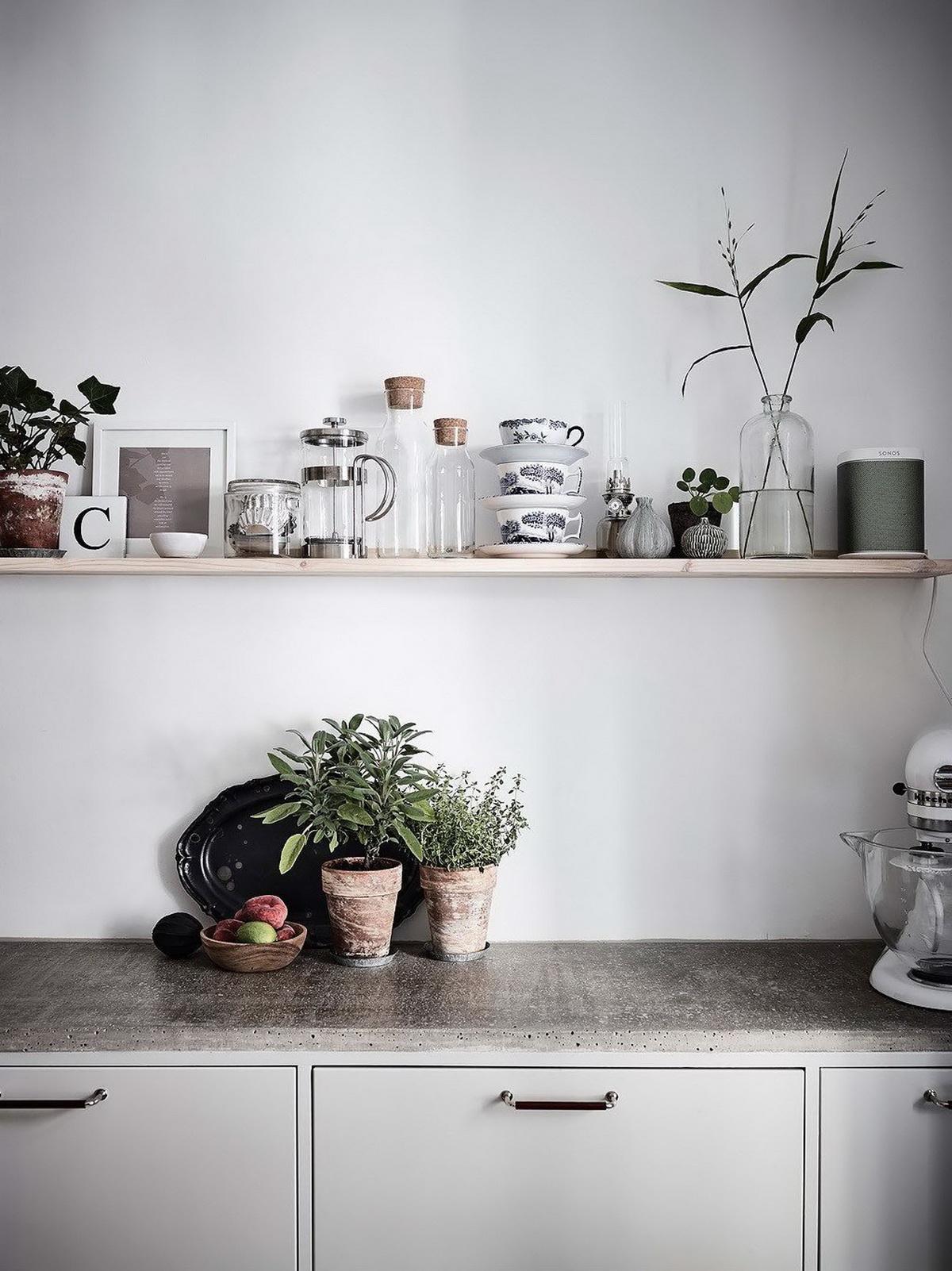 cuisine dans un logement loué comment améliorer