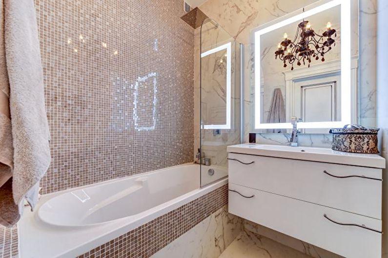 Salle de bain Design 2021 - Caractéristiques
