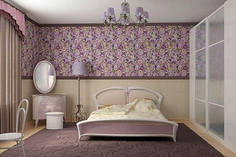Types de papier peint pour murs - Papier peint en papier