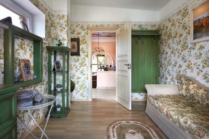 Intérieur de style provençal