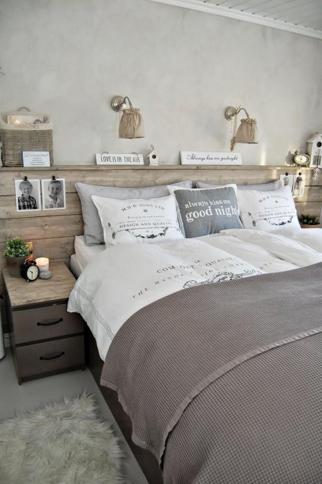 Juste une chambre chaleureuse et confortable.