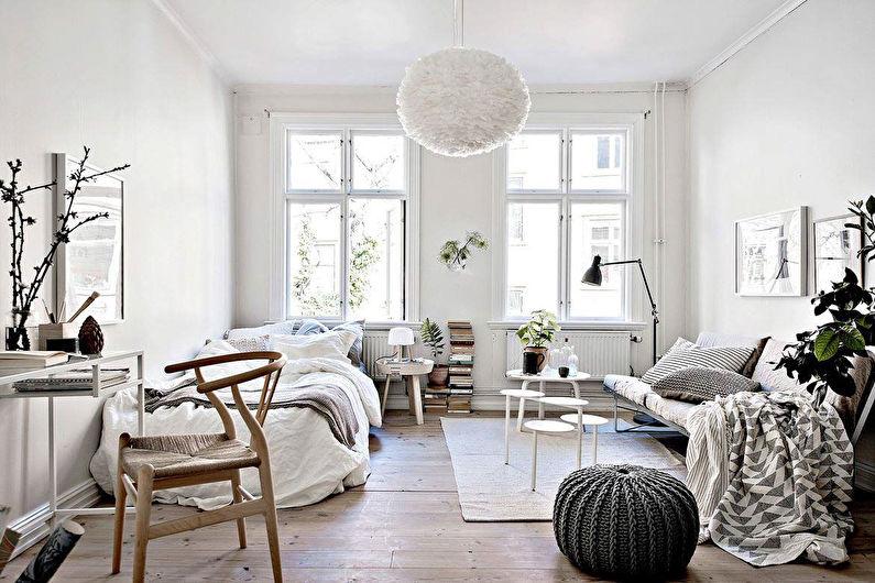Style scandinave à l'intérieur - Caractéristiques