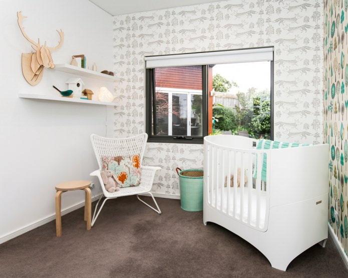 lit compact pour nouveau-né