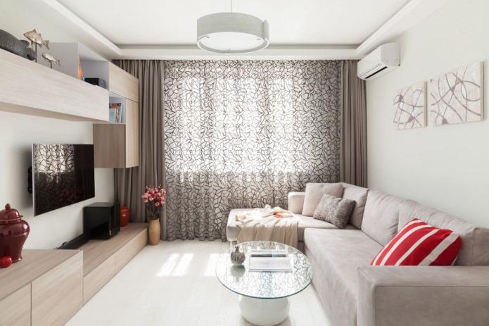 style de chambre moderne