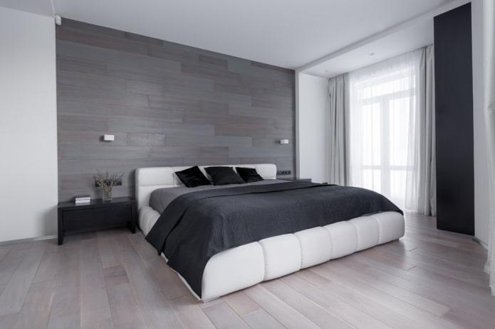 lit king size à l'intérieur