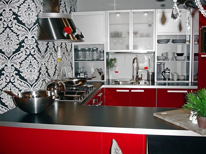 Papier peint acrylique pour la cuisine