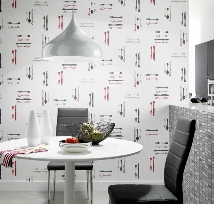 papier peint de cuisine