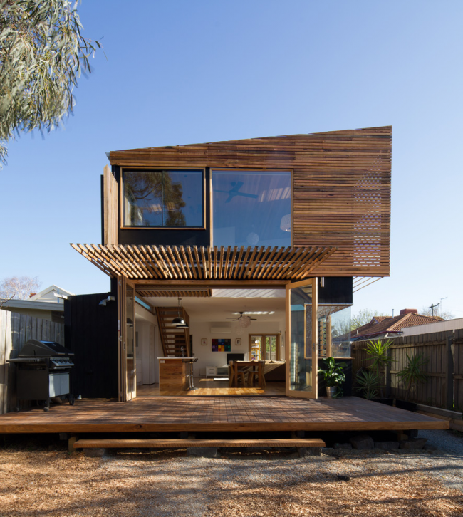 La finition du bois à la maison est chère, belle et fiable