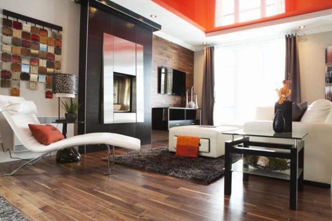 Les plafonds tendus sont très durables et respectueux de l'environnement