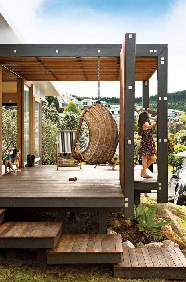 La pergola ajoutera beauté et confort à votre maison