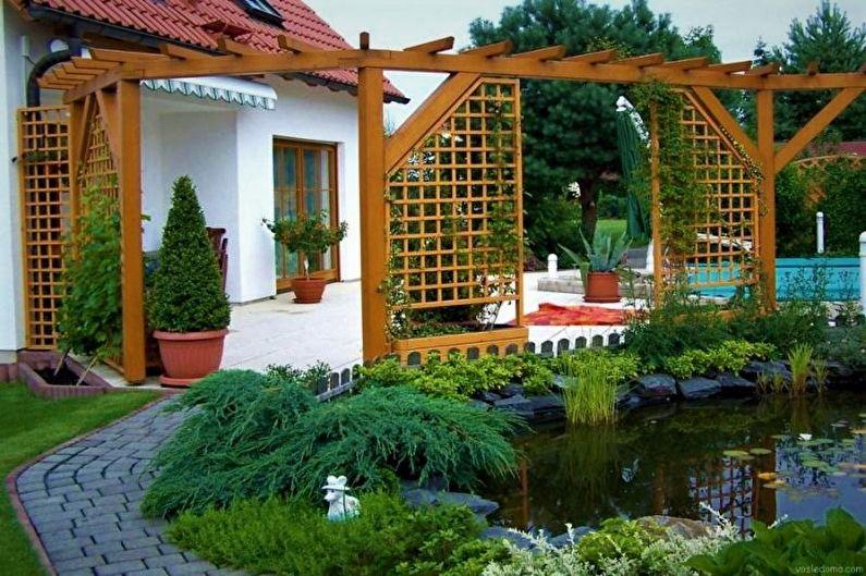Le rôle de la pergola dans la conception de jardins