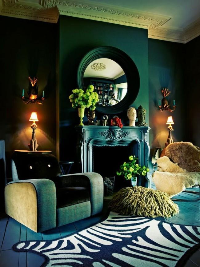 L'Art Déco est un style éclectique qui combine de nombreux éléments inhabituels