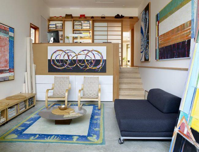 Studio en duplex