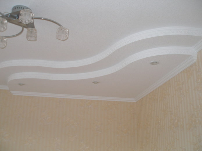 construction de plaques de plâtre d'angle