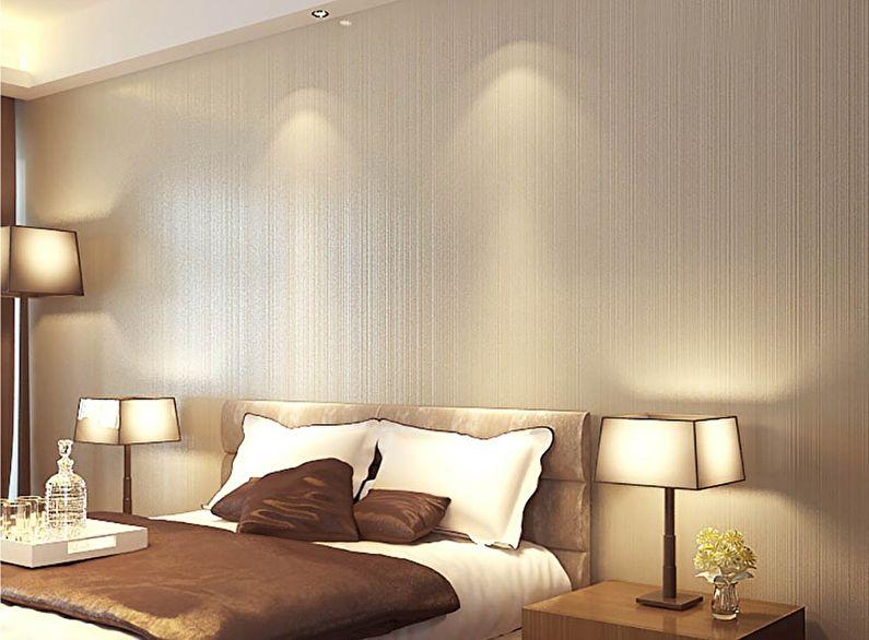 Papier peint intissé pour la chambre