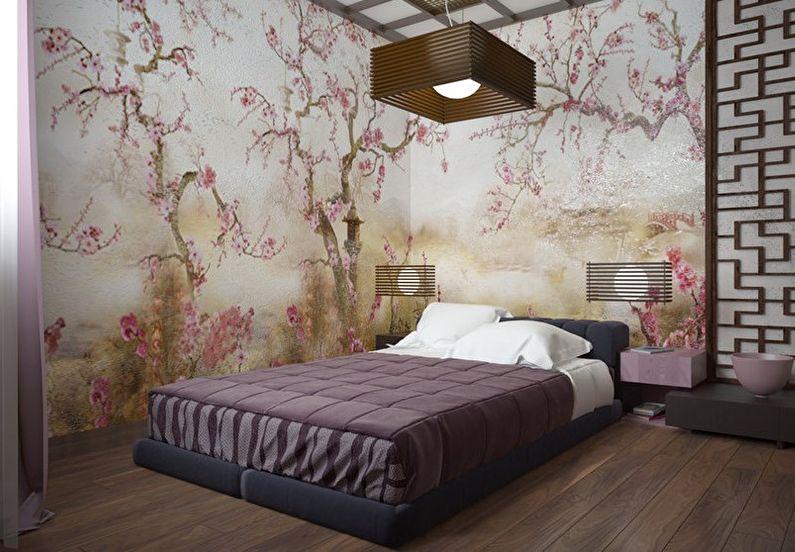 Papier peint pour la chambre de style japonais