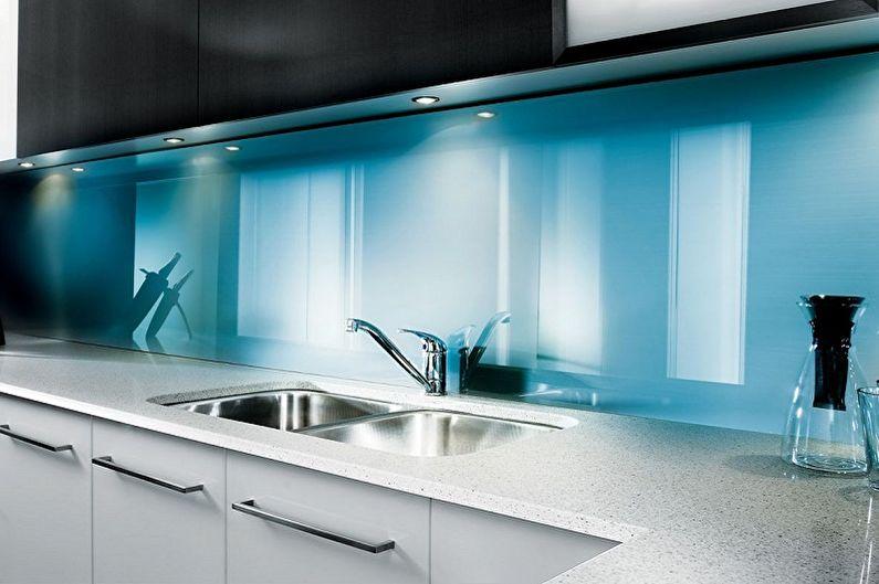 Tablier de cuisine en verre - Polycarbonate