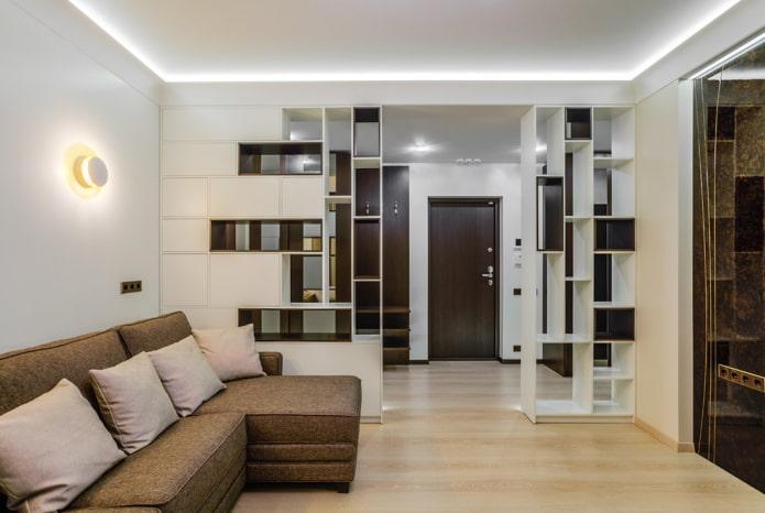 zonage des meubles