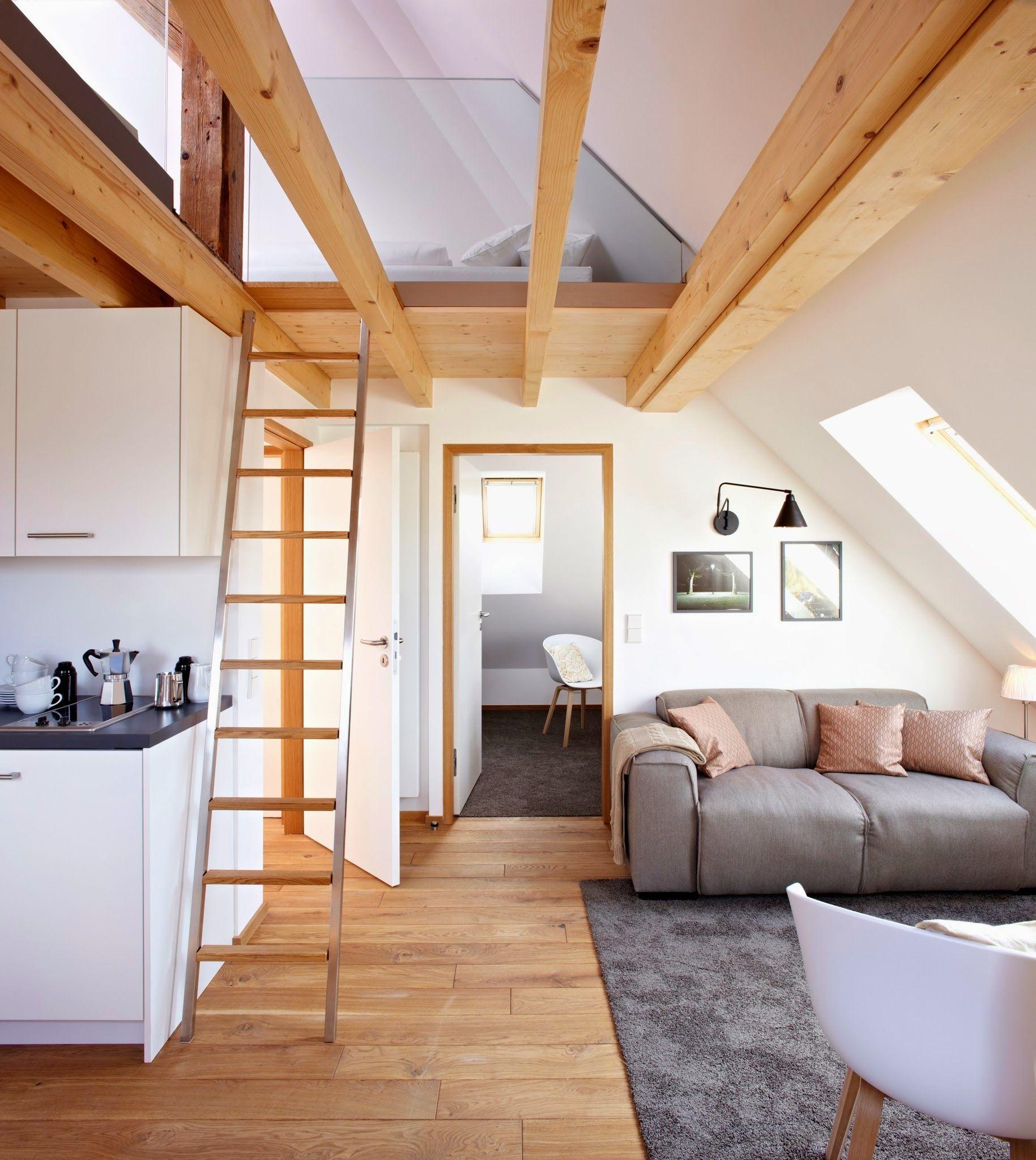 Studio duplex moderne