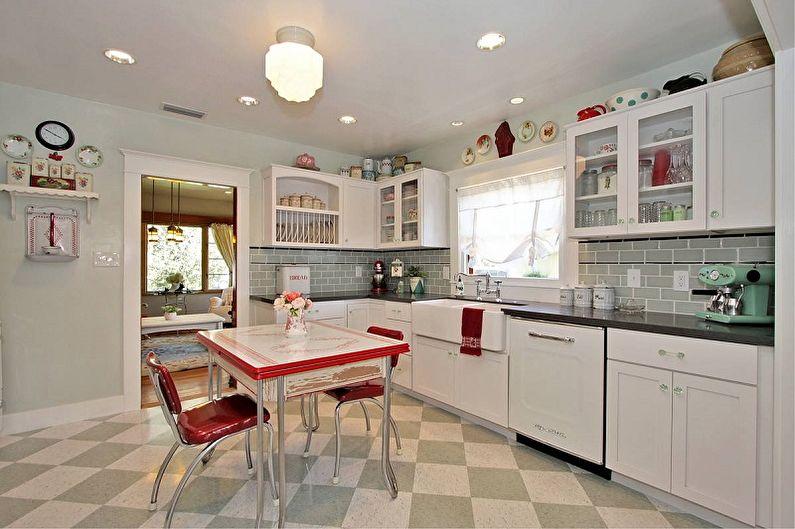 Lustres de plafond pour la cuisine