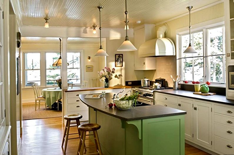 Comment choisir un lustre pour la cuisine - Conseils