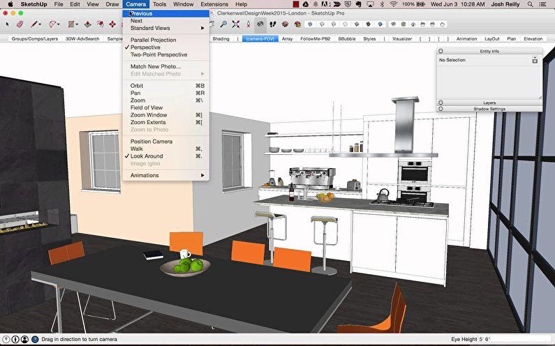 SketchUp - Logiciel de design d'intérieur gratuit