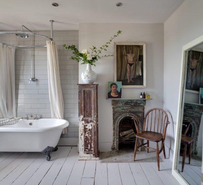 Les projets de conception de salle de bain de style champêtre sont parmi les plus confortables