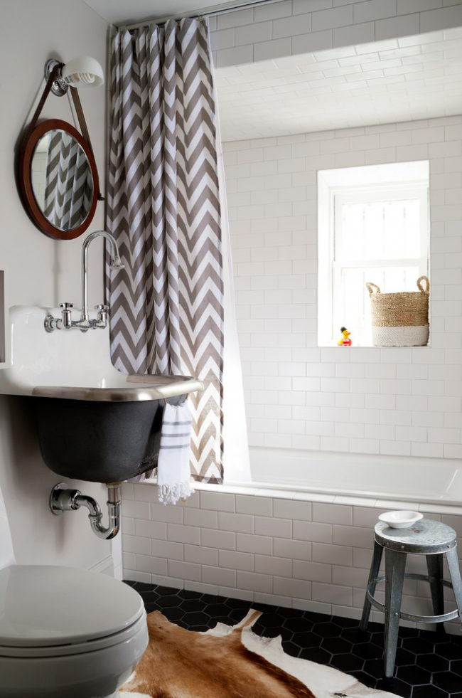 Salle de bain compacte 4 m2