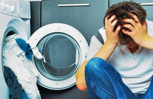 Afin d'éviter les pannes de la machine à laver, un entretien préventif périodique est nécessaire.