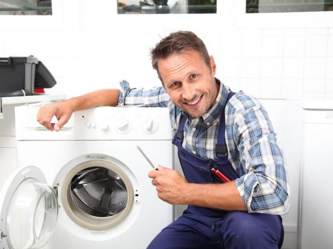 Mieux encore, les maîtres du centre de service s'occuperont du nettoyage de la machine à laver.