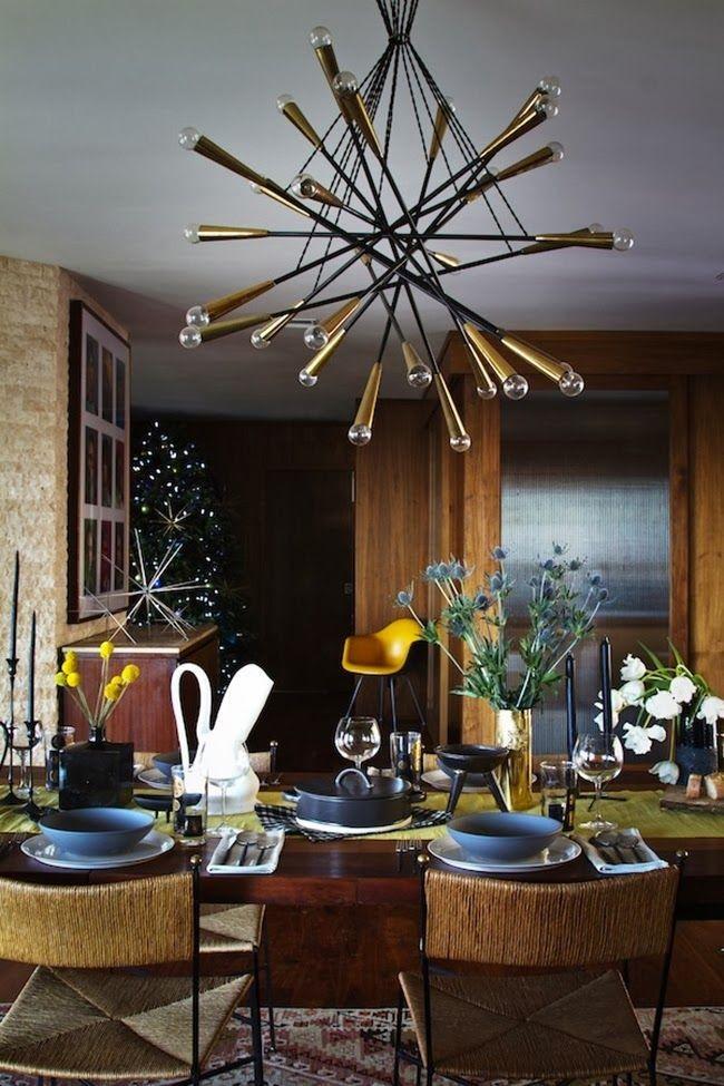 Pour assurer un éclairage suffisant pour votre cuisine, essayez de calculer à l'avance le nombre d'ampoules et la puissance dont vous avez besoin pour le lustre.