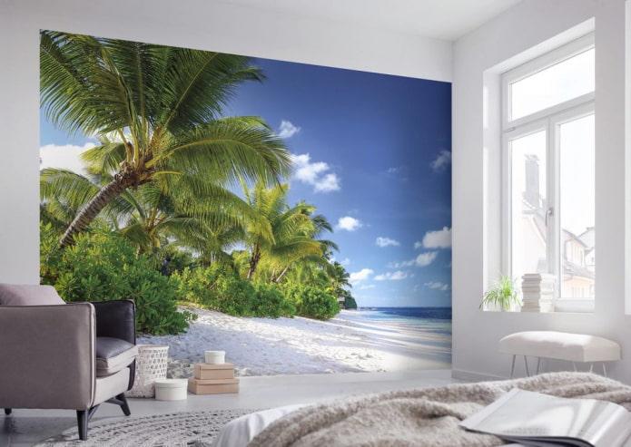 fond d'écran de plage