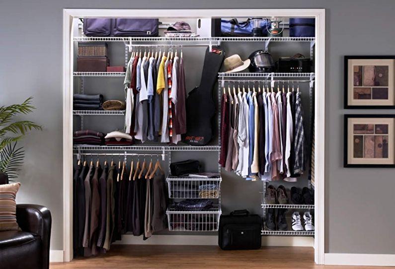 Dressing - Design d'intérieur