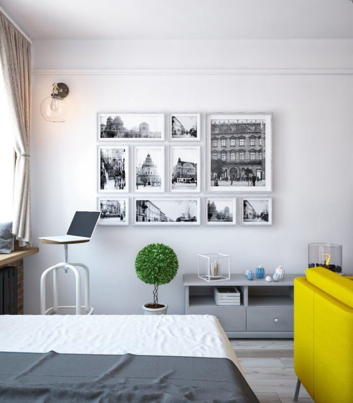 Conception d'un gilet-appartement d'une pièce