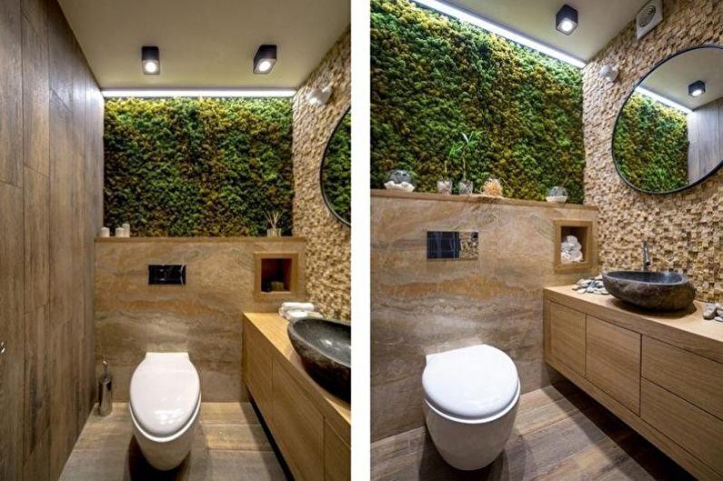 Petite toilette Ecostyle - Design intérieur