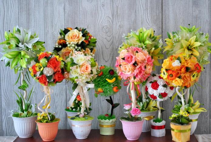 Topiaire floral
