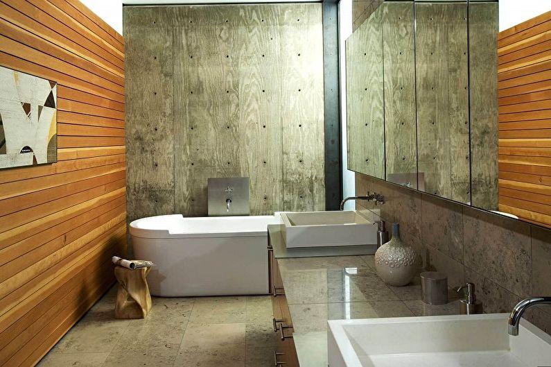 Types de panneaux en plastique pour la salle de bain - Textures PVC pour la salle de bain