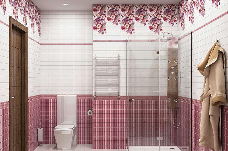 Panneaux en plastique pour salle de bain - Caractéristiques et avantages
