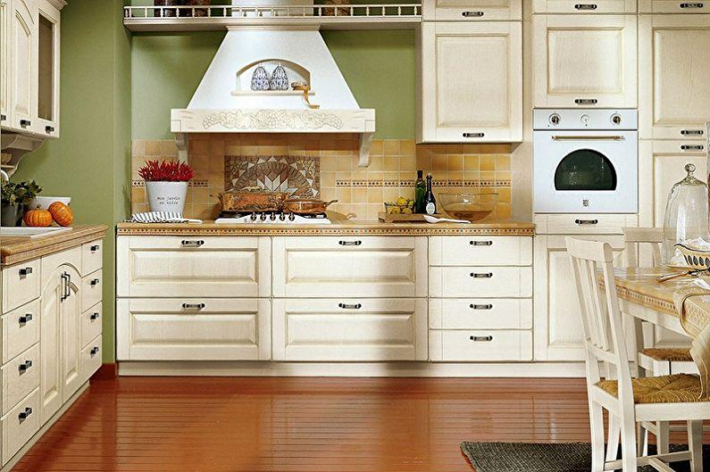 Poignées de meubles de cuisine