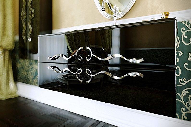 Poignées de meubles de cuisine - Caractéristiques