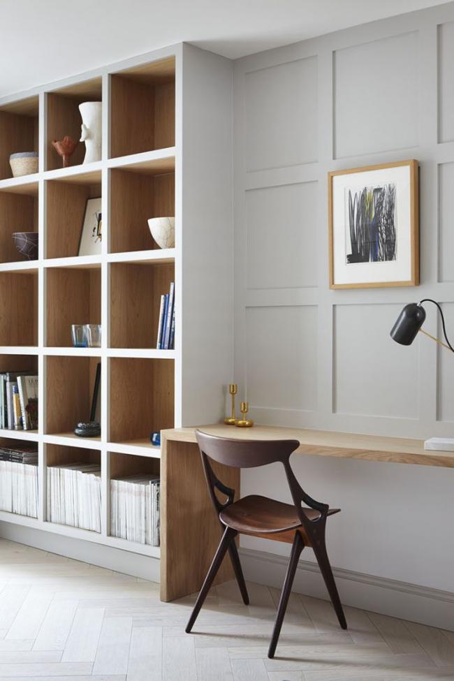 Le bois clair est utilisé par les designers pour créer des objets du quotidien, ainsi que des objets exclusifs