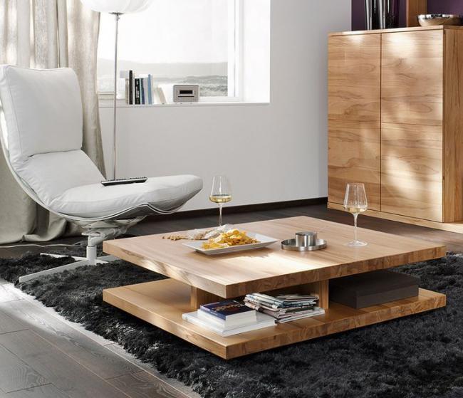 Les bois légers peuvent être utilisés dans la fabrication de tous les articles d'intérieur