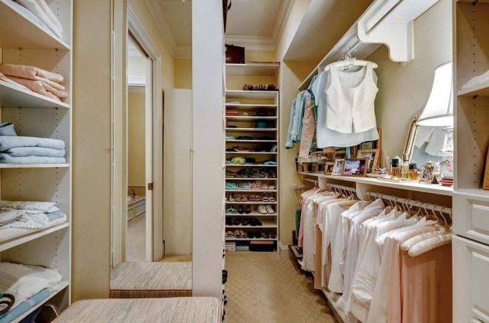 aménagement de garde-robe gratuit