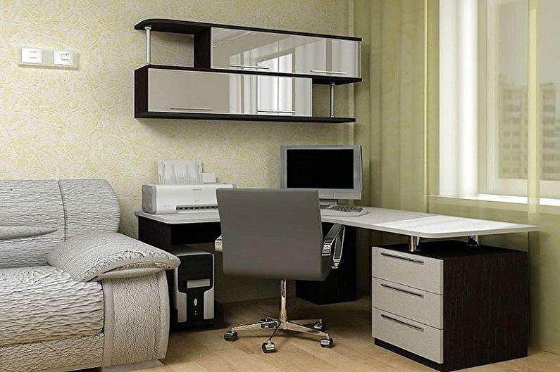 Comment choisir un bureau d'ordinateur d'angle