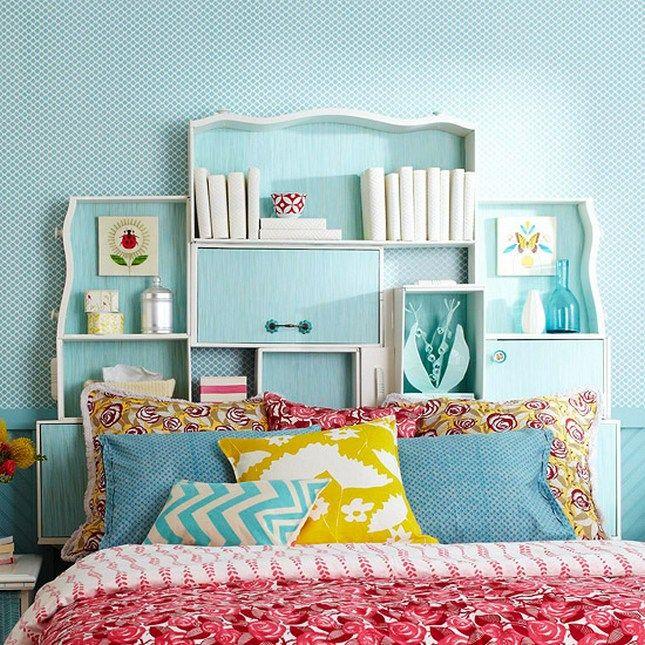 Étagères de tête de lit pour vos articles préférés