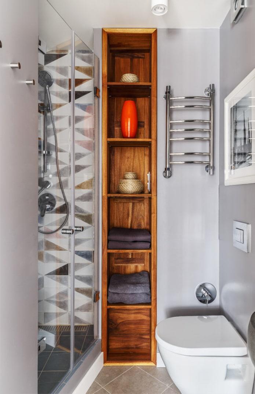 meubles pour une petite salle de bain