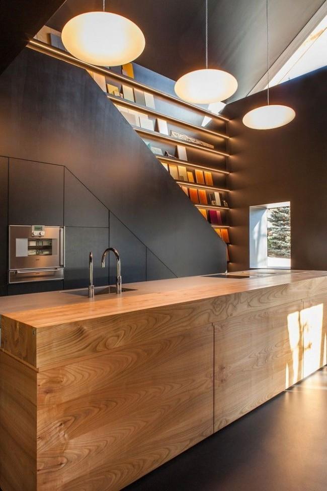 Les principales exigences modernes pour la cuisine sont la commodité, la fonctionnalité et le confort.