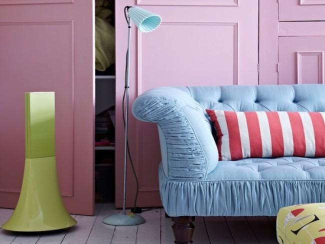 Les couleurs pastel créeront un intérieur doux, délicat et sophistiqué