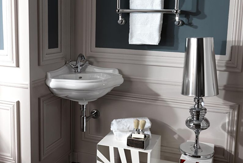 70 petites idées de design de salle de bain